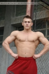 Petr Prielozny Natural Bodybuilder Czech Muscle Hunk Sexy (New York Trainer) (10)
