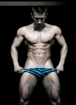 Petr Prielozny Natural Bodybuilder Czech Muscle Hunk Sexy (New York Trainer) (17)