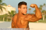 Petr Prielozny Natural Bodybuilder Czech Muscle Hunk Sexy (New York Trainer) (18)