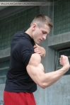 Petr Prielozny Natural Bodybuilder Czech Muscle Hunk Sexy (New York Trainer) (3)