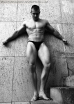 Petr Prielozny Natural Bodybuilder Czech Muscle Hunk Sexy (New York Trainer) (45)
