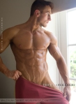 Petr Prielozny Natural Bodybuilder Czech Muscle Hunk Sexy (New York Trainer) (49)