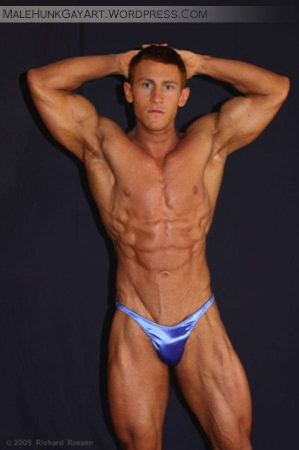 Muscle Hunk Bodybuilder Sex