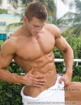 Petr Prielozny Natural Bodybuilder Czech Muscle Hunk Sexy (New York Trainer) (72)