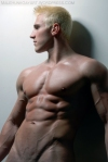 Petr Prielozny Natural Bodybuilder Czech Muscle Hunk Sexy (New York Trainer) (77)