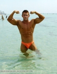 Petr Prielozny Natural Bodybuilder Czech Muscle Hunk Sexy (New York Trainer) (9)