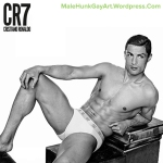 Christiano Ronaldo. Sexiest Latino Soccer Player. Football.  Models, Beautiful Hot Muscle Men Boys Guys Sexy. -MaleHunkGayArt.Wordpress.Com -- (14)
