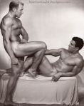 Paul Wachholz Jim DeRose Beautiful European Muscle Hunk Sexy Guys Men Boys Malehunkgayart.wordpress.com