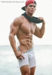 Shane Smith Beautiful European Muscle Hunk Sexy Men Boys Guys  Malehungayart.wordpress.com