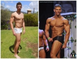 Wayne Lucas Beautiful European Muscle Hunk Sexy Men Boys Guys  Malehungayart.wordpress.com (2)