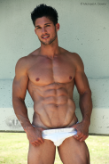 American Muscle Underwear Naked Guys Sexy Men MaleHunkGayArt.Wordpress (2)