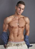 American Muscle Underwear Naked Guys Sexy Men MaleHunkGayArt.Wordpress (451)