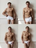 American Muscle Underwear Naked Guys Sexy Men MaleHunkGayArt.Wordpress (520)